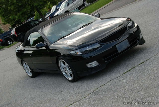 2000 toyota camry solara convertible specifications. Black Bedroom Furniture Sets. Home Design Ideas