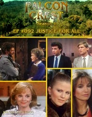 Falcon Crest_#092_Justice_for_all