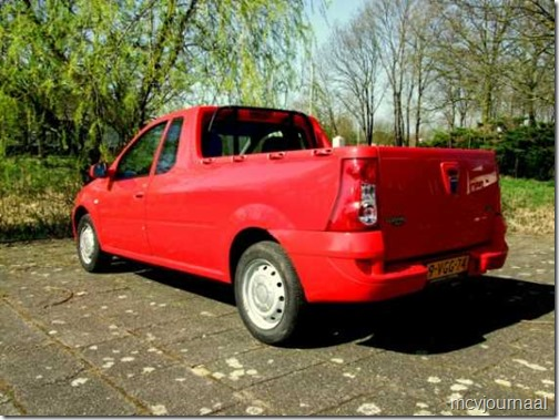 Dacia Logan Pick Up 33