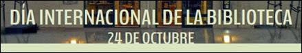 Dia Internacional de la Biblioteca