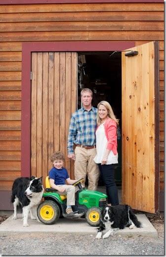 Andy Buckika of Teaslewood Farms