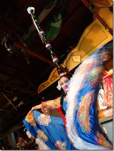 danca paraguaia rafain show