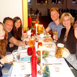 family dinner at Leonardo Hotel Berlin in Berlin, Berlin, Germany
