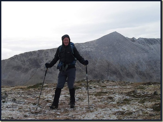 Cruach Innse (857m) with The Grey Corries