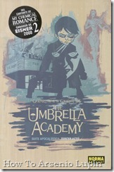 P00005 - The Umbrella Academy - Suite Apocaliptica #3
