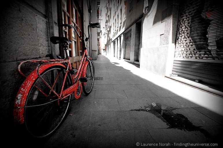 Bike in Barcelona