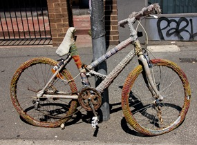 Fitzroy Bike