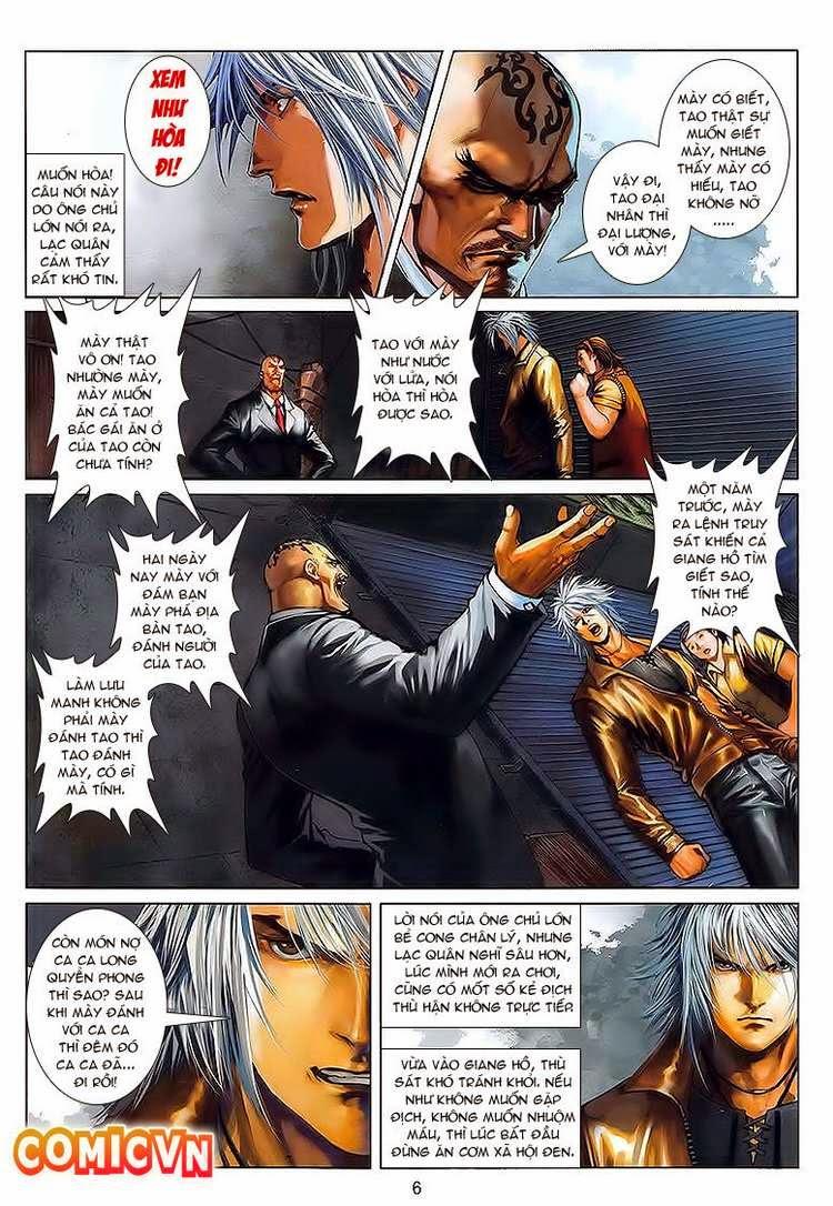 Cửu Long Thành Trại chap 30 - Trang 6
