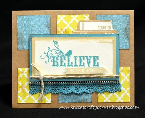 Skylark card_Believe in yourselfDSC_2147