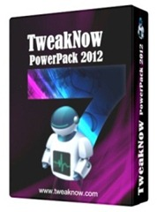 Télécharger TweakNow PowerPack 2012