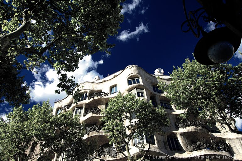 casa pedrera