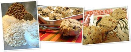 View Oatmeal Coco-Nutty Chocolate Chip Cookies