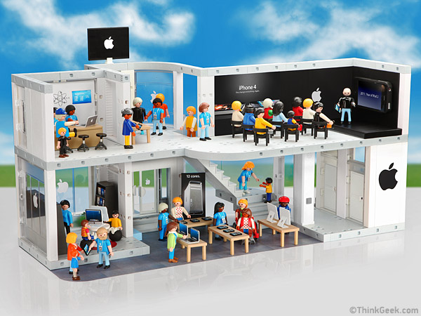 E8bb playmobil apple store