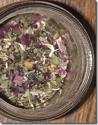 herbal tea mix