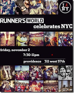 Runners World Party