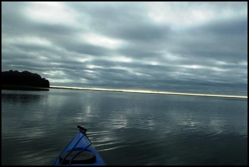 Kayaking Salt Pond & Nauset Marsh 063
