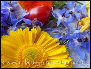 Fiori in tavola (2)