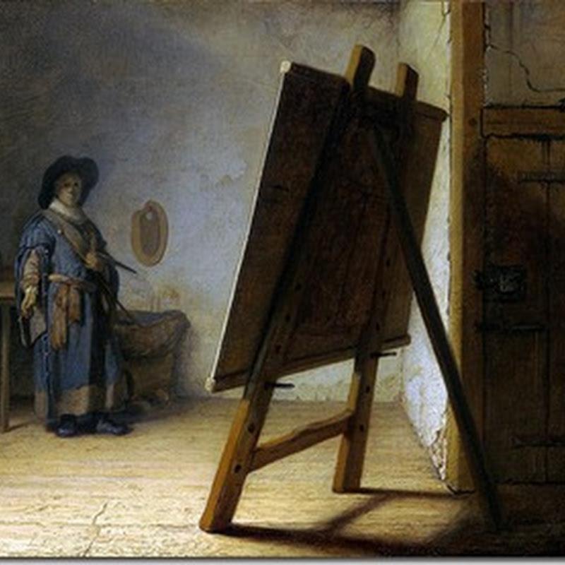 How do Artists Create Art Masterpieces