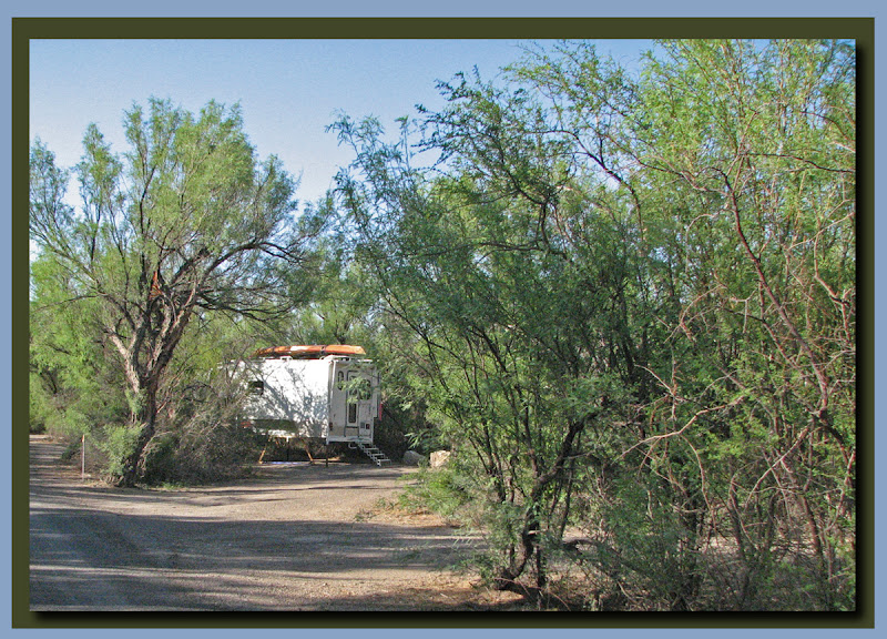 Rio G Campsite