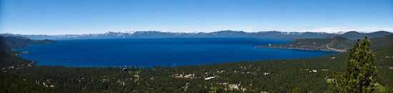 Lake Tahoe from NV 431