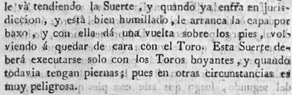 La Navarra Pepe Hillo (1796)