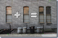 Mathematical Street Art