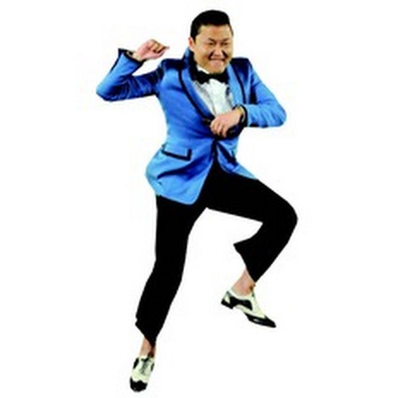 Video Gangnam Style Mendunia