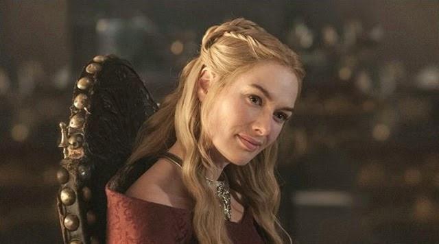 #1. Lena Headey (Cersei Lannister)