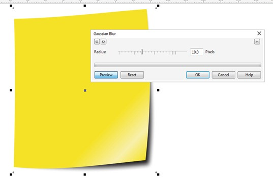 Corel Draw Sticky Note Tutorial  (20)