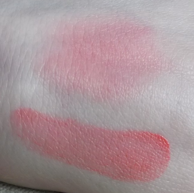 Look Fresh Cheeks Swatches