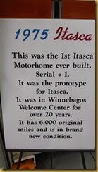 car museum winni sign
