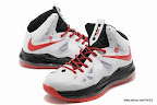 lbj10 fake colorway miami home 1 03 Fake LeBron X