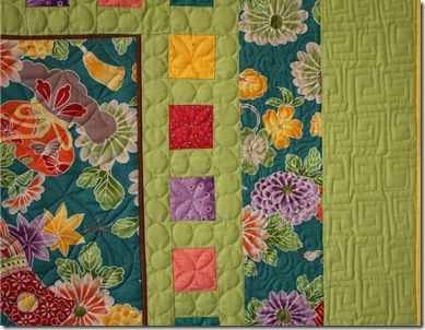 quilting detail front