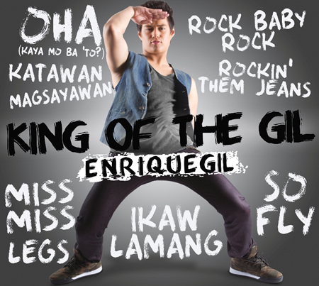 Enrique Gil - King of the Gil