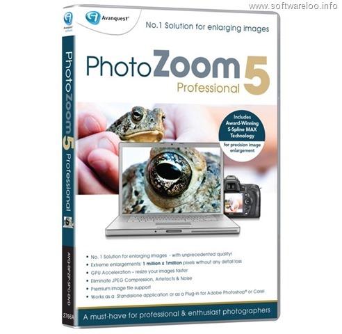 Benvista PhotoZoom Pro 5.1.2 *Portable AppZ. Comments (0). PhotoZoom Profe