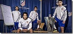 los cuatro fantásticos del Atlético