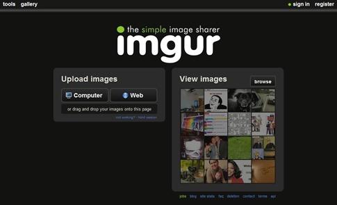 Imgur.com - crear memes gratis