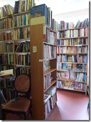 ballater second hand bookshop