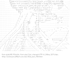 [AA]Irisviel von Einzbern (Fate/zero)