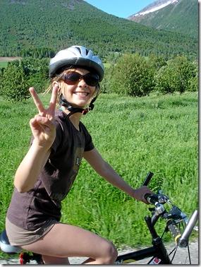 Sykkeltur til Sæbø pinsa 09 030
