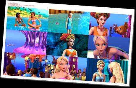 barbie-una-aventura-de-sirenas-2-escuela-de-princesas-muñecas-Barbie-juguetes-Pucca-Bratz-juegos-infantiles-niñas-chicas-maquillar-vestir-peinar-cocinar-decorar-fashion--1