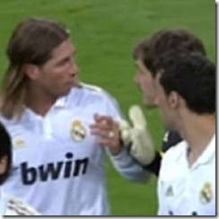 Casillas y ramos