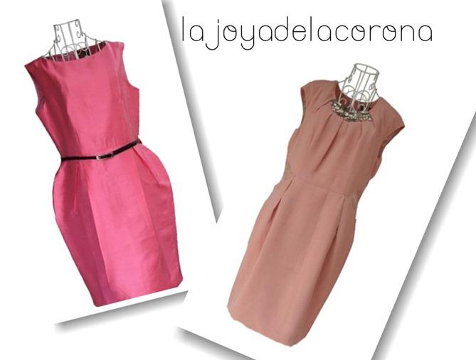 collage vestidos rosa1