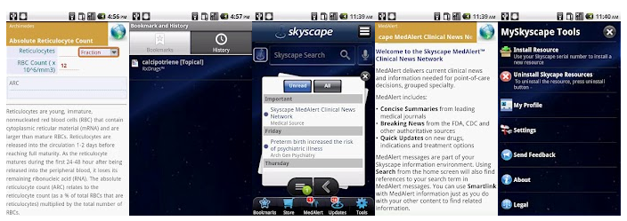 Skyscape Medical Resources 1.6.11 apk