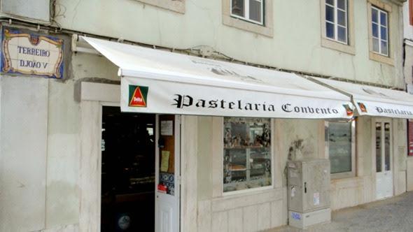 Pastelaria Convento - Mafra