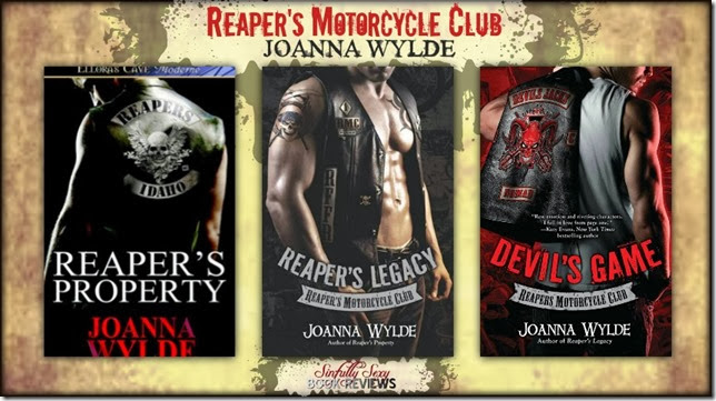 REAPERS COLLAGE