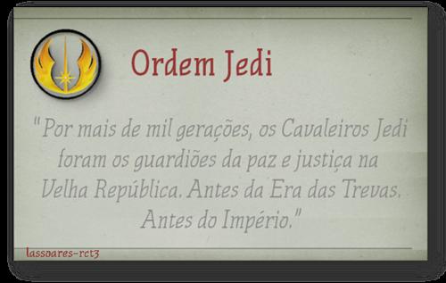 Convocação Jedi (lassoares-rct3)