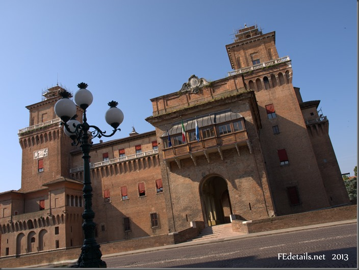 Castello Estense, Ferrara, Iyaly, Photo 1