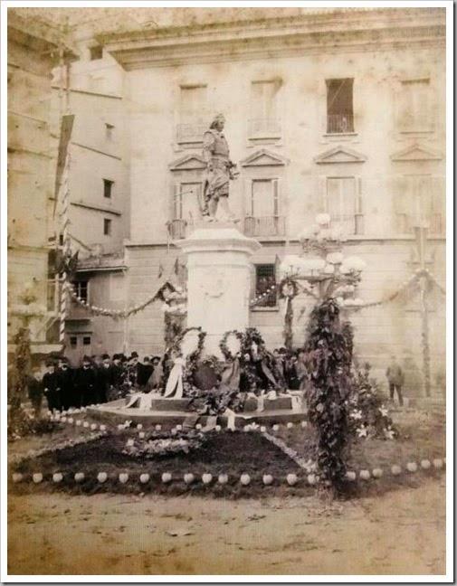 Monumento a jose ribera_1888 inauguracion