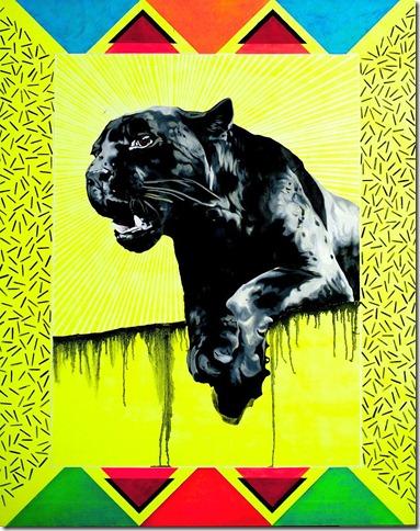 agata kleczkowska - tygrys 2011